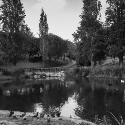 Parque de los Patos, Sant Feliu de Ll.