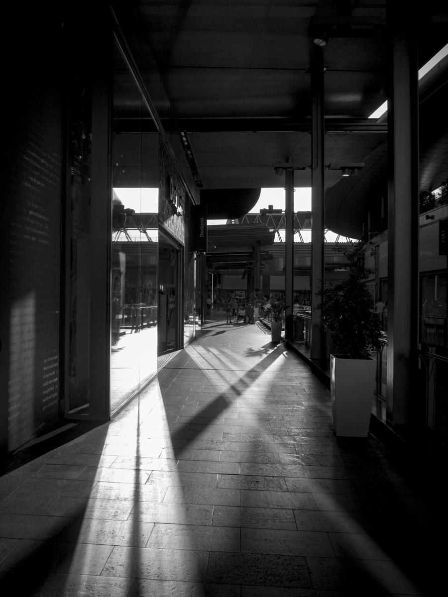 Luces y sombras, Splau Cornella