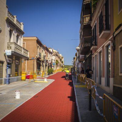22 de Agosto - Obras carrer Bonavista, ya cogen color-5479