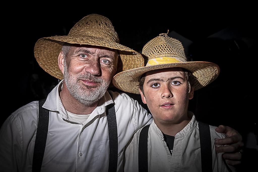 Padre e hijo, Carnestoltes Sant Just 2020