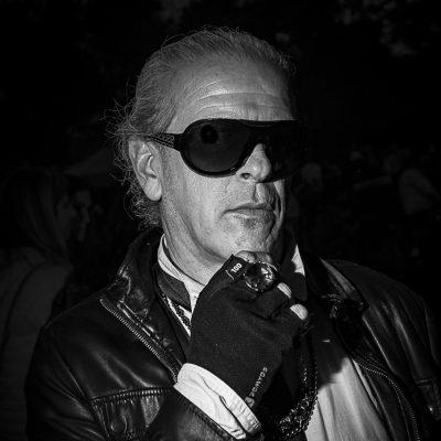 Karl Lagerfeld, Carnestoltes Sant Just 2020